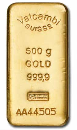 500-Gramm-Gold