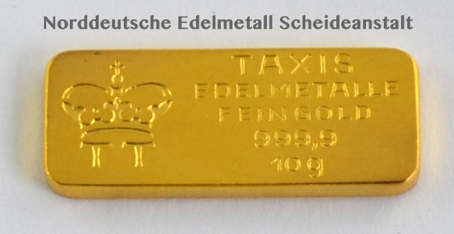 Gold 10g Taxis