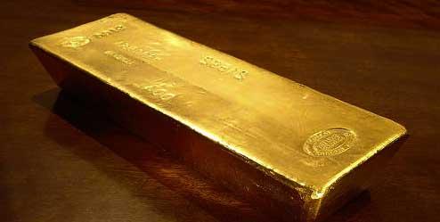 Gold 12,44Kg 400oz