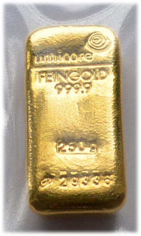 Goldbarren-250g-Umicore