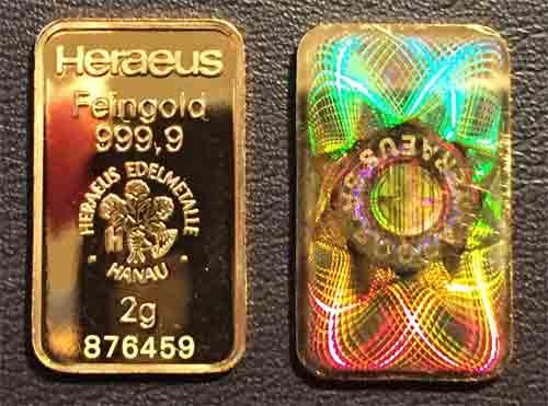 Goldbarren-2g-Heraeus