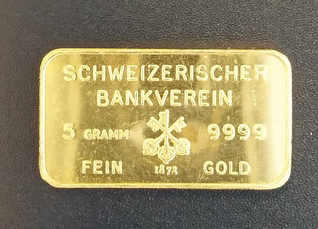 Gold 5g SBV