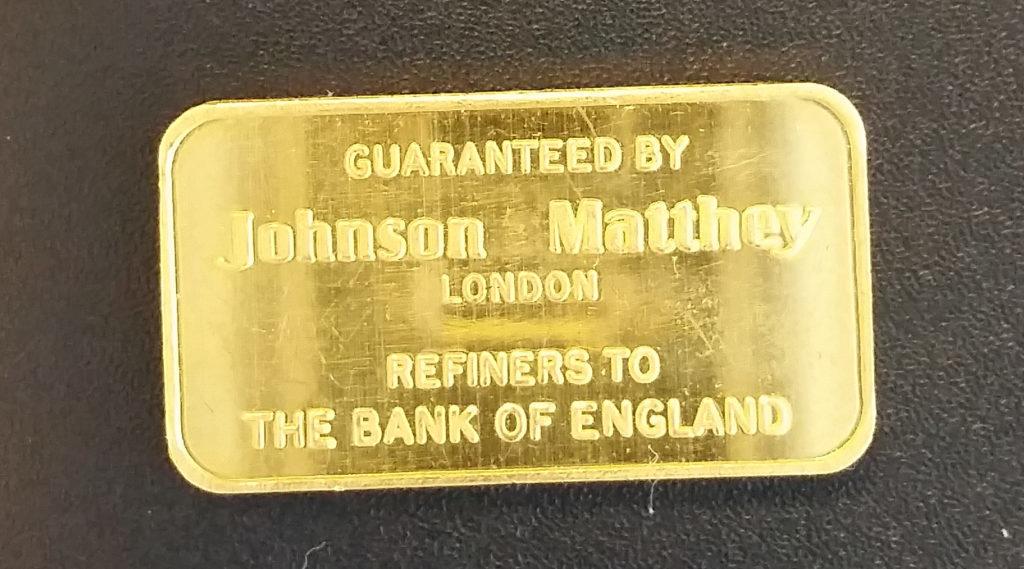 5g Johnson Matthey
