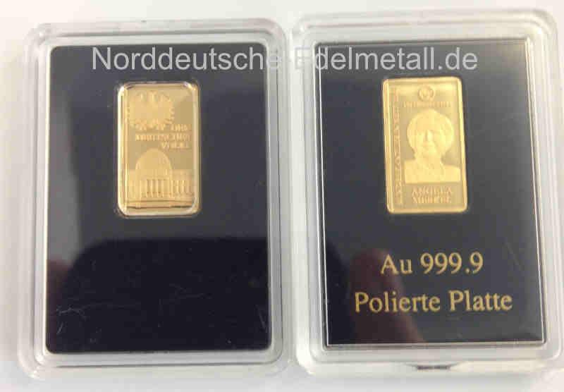 Gold 0,5g-Merkel