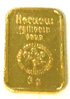 Goldbarren-Heraeus-3g-Feingold-9999