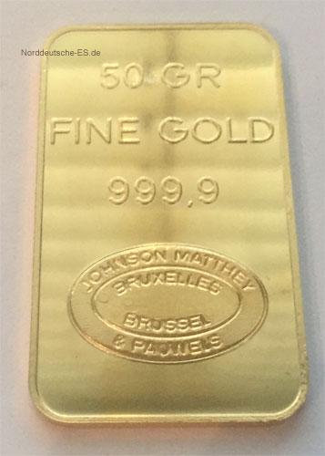 Goldbarren-Johnson-Matthey-50g-Feingold-9999
