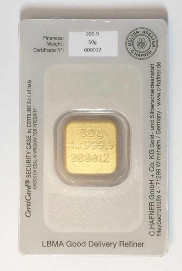 Hafner-Goldbarren-50g-999.9