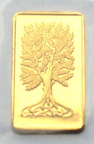 Heraeus-1g Gold