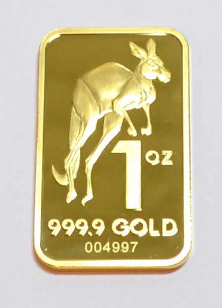 Melbourne-Mint-Australia-1oz-9999-Feingoldbarren
