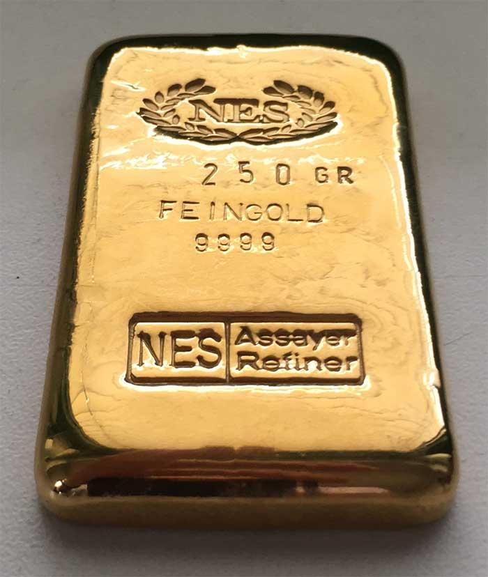 Norddeutsche-ES-Goldbarren-250g-Feingold-9999