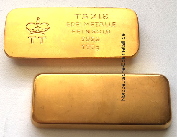 Taxis-Gold 100g