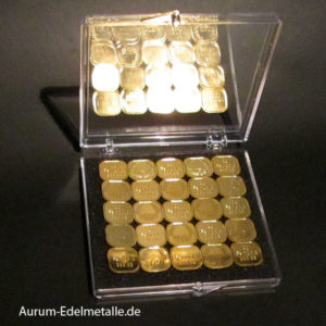 Goldbarren Tafelgold Barren aus Superfeingold 99,999