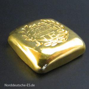 Investmentbarren NES Goldbarren-1 Troy Unze-Feingold-9999